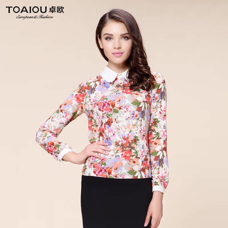 Блузка Zhuoou wh305005 2013