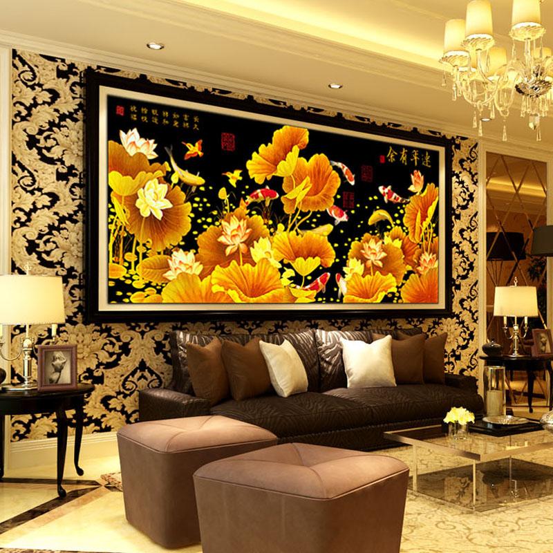 Вышитая картина Fu Linda d003/d019 3D 1.8