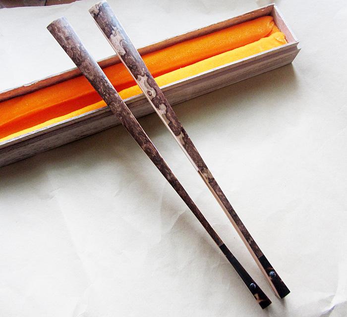 Декоративный веер Yue  9.5