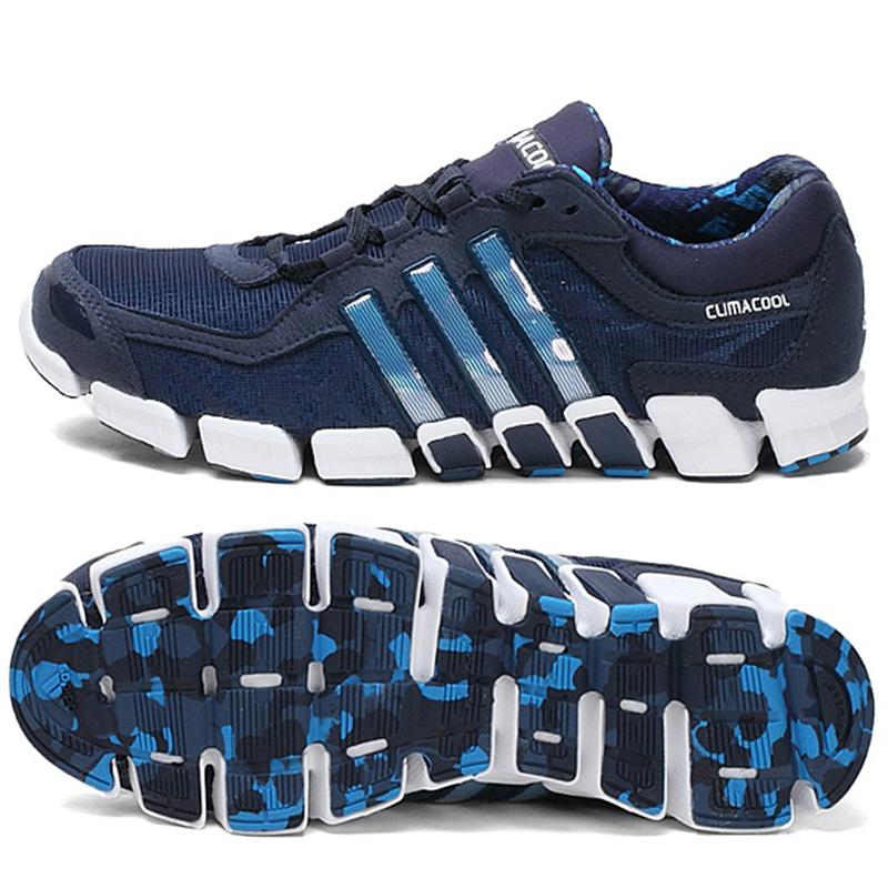 包邮阿迪达斯新款运动鞋阿迪男鞋透气轻清风跑步鞋Q33985 G61983