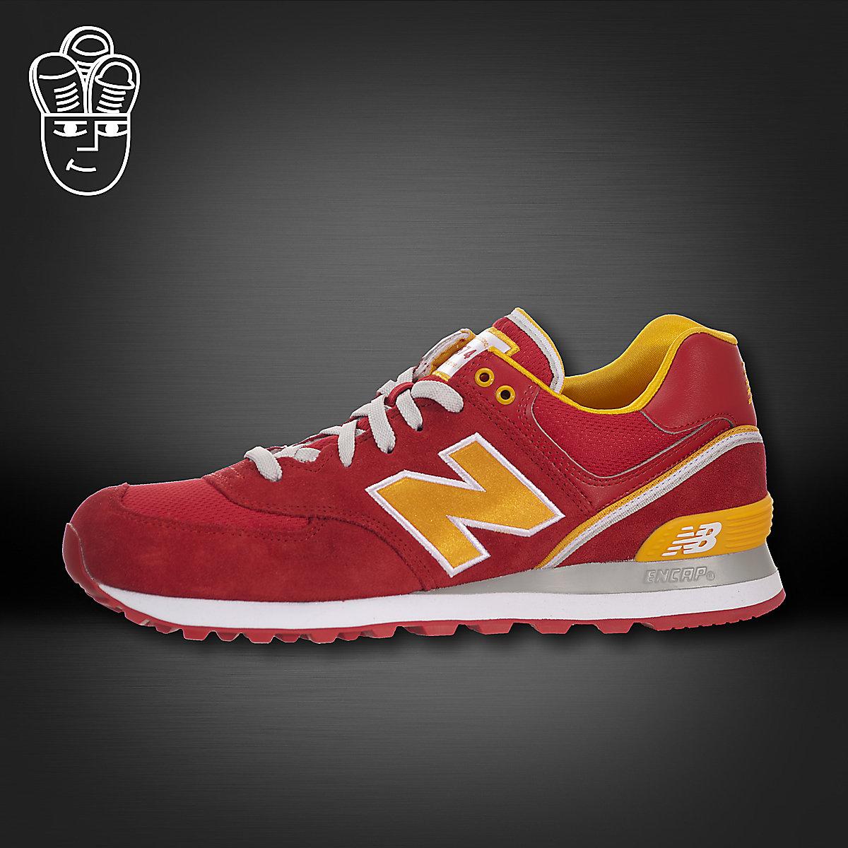 New Balance 574 NB男鞋 棒球夹克套装休闲鞋 总统慢跑鞋ml574sjy