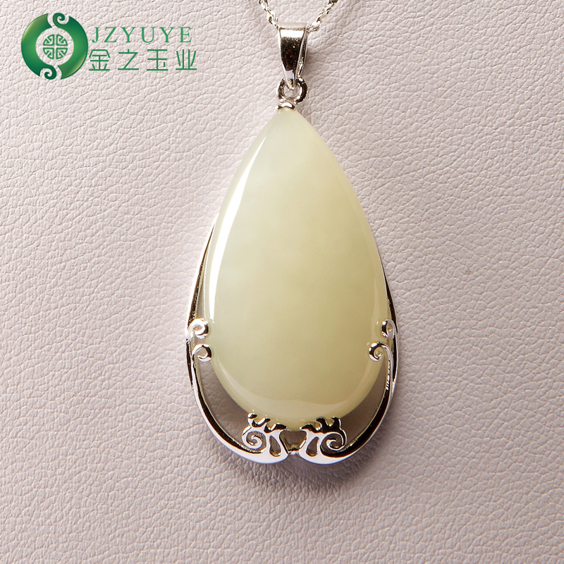 ожерелье Gold jade industry yht033