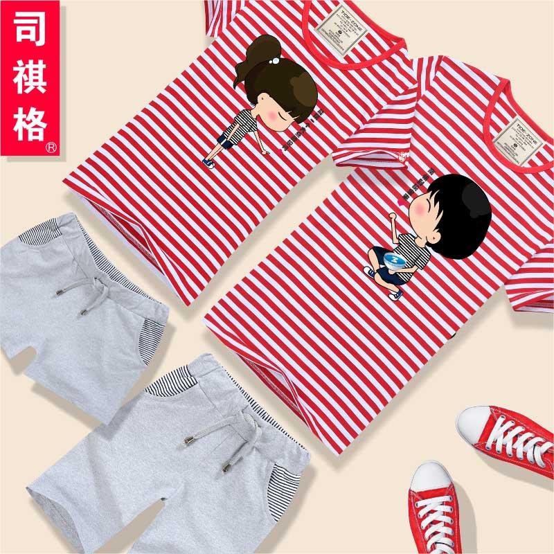 Основной цвет: Красный и белый + светло серые шорты