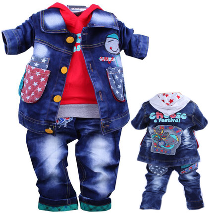 Buy 2014 Spring New Male Baby Boy Clothes For Children 0 1 Years Old