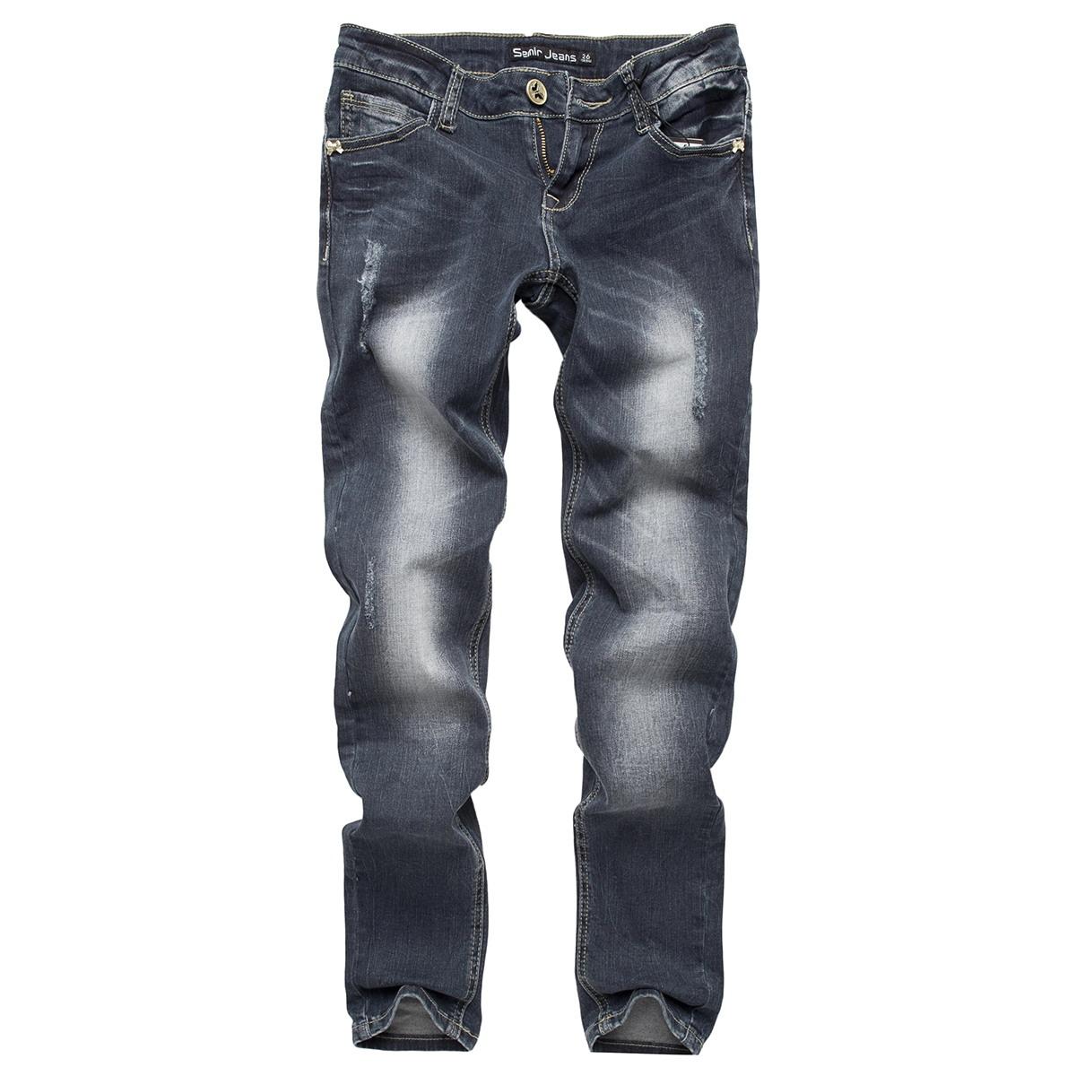 Цвет: джинсовый синий