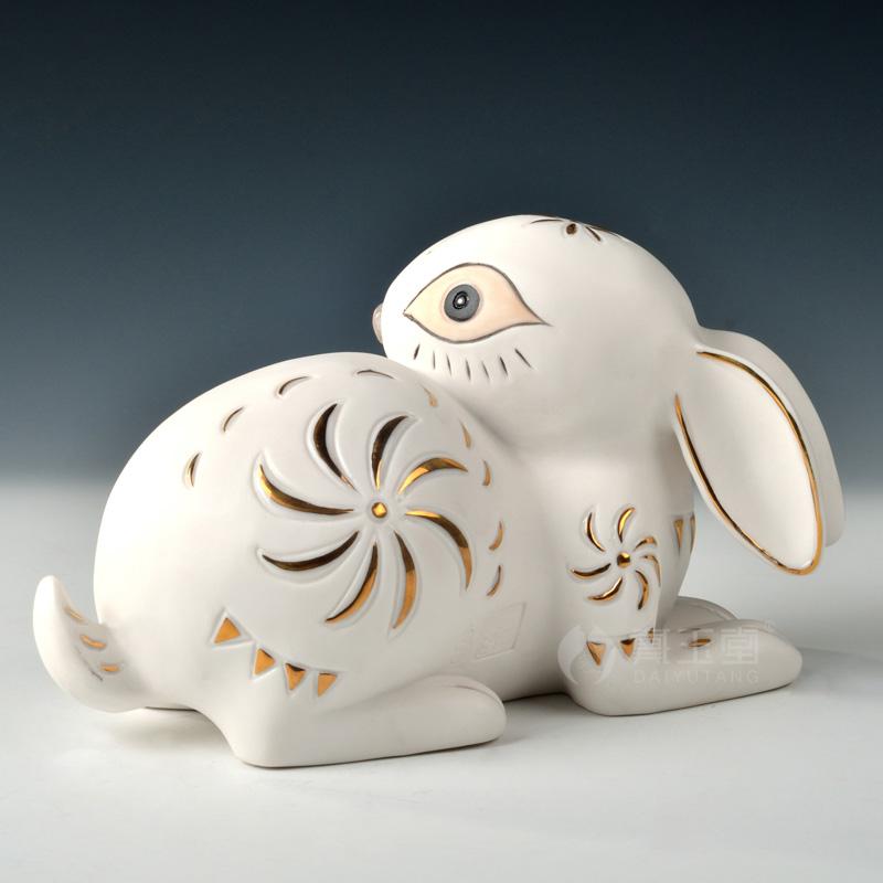 Цвет: Китайский Зодиак кролик