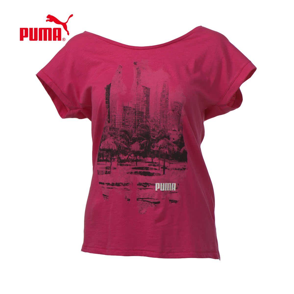 2013  彪马/PUMA Lifestyle 短袖圆领T恤 564619 女