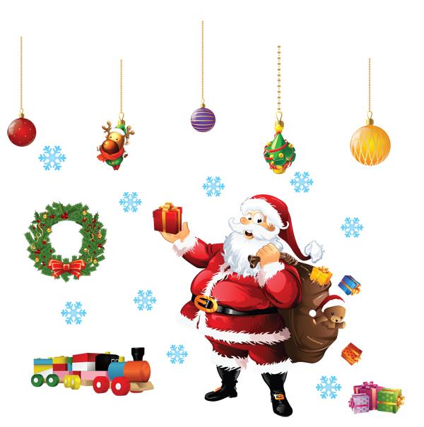 Цвет: Секция Санта-Клауса