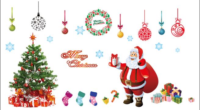 Цвет: B Рождество + Санта-Клауса