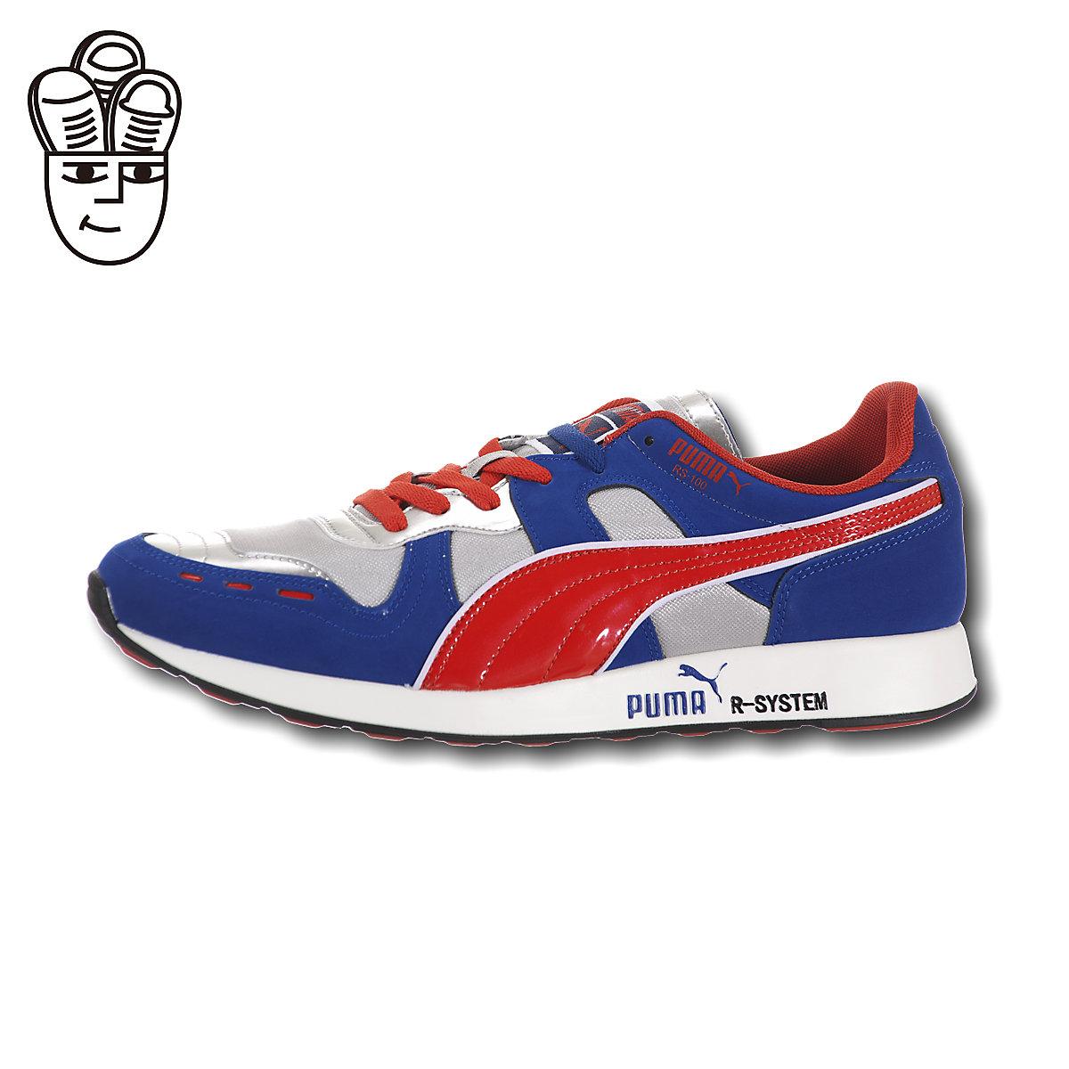 彪马 Puma RS 100 HL男子休闲鞋35661601