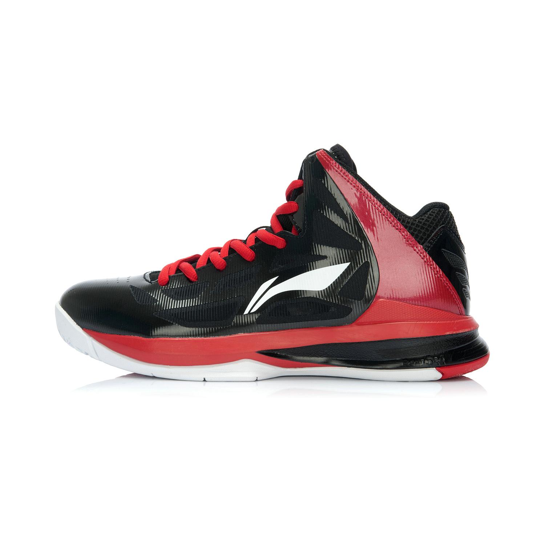 2014新品李宁LI-NINGCBA联赛球鞋音速2代战靴篮球鞋场地鞋ABPJ033