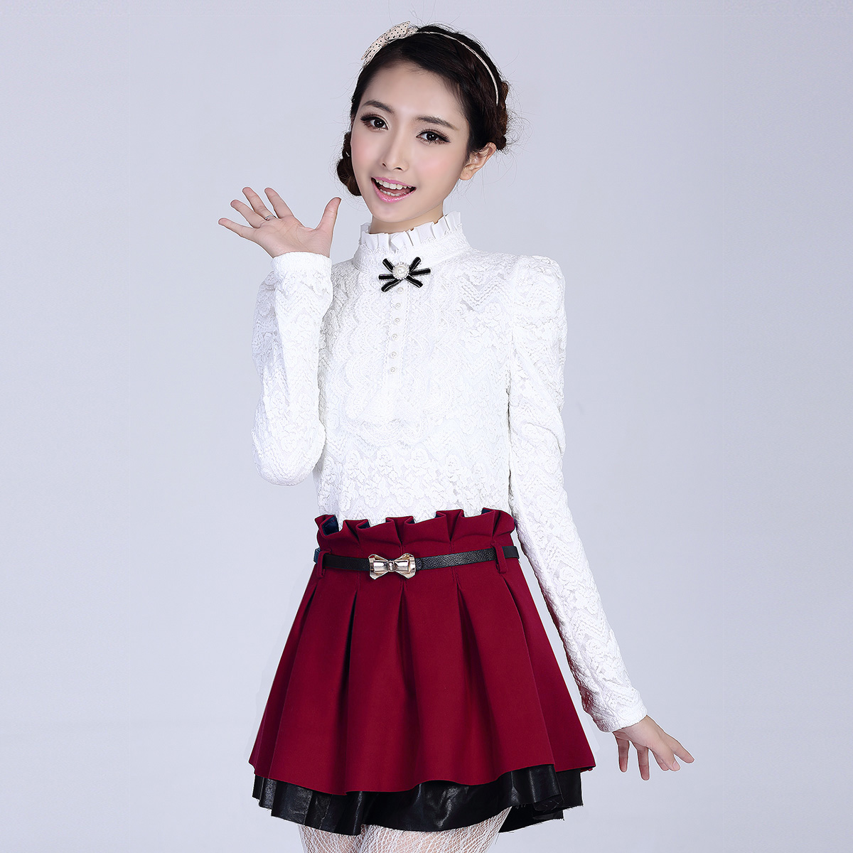 Блузка Difanmuxue ls1109 2013