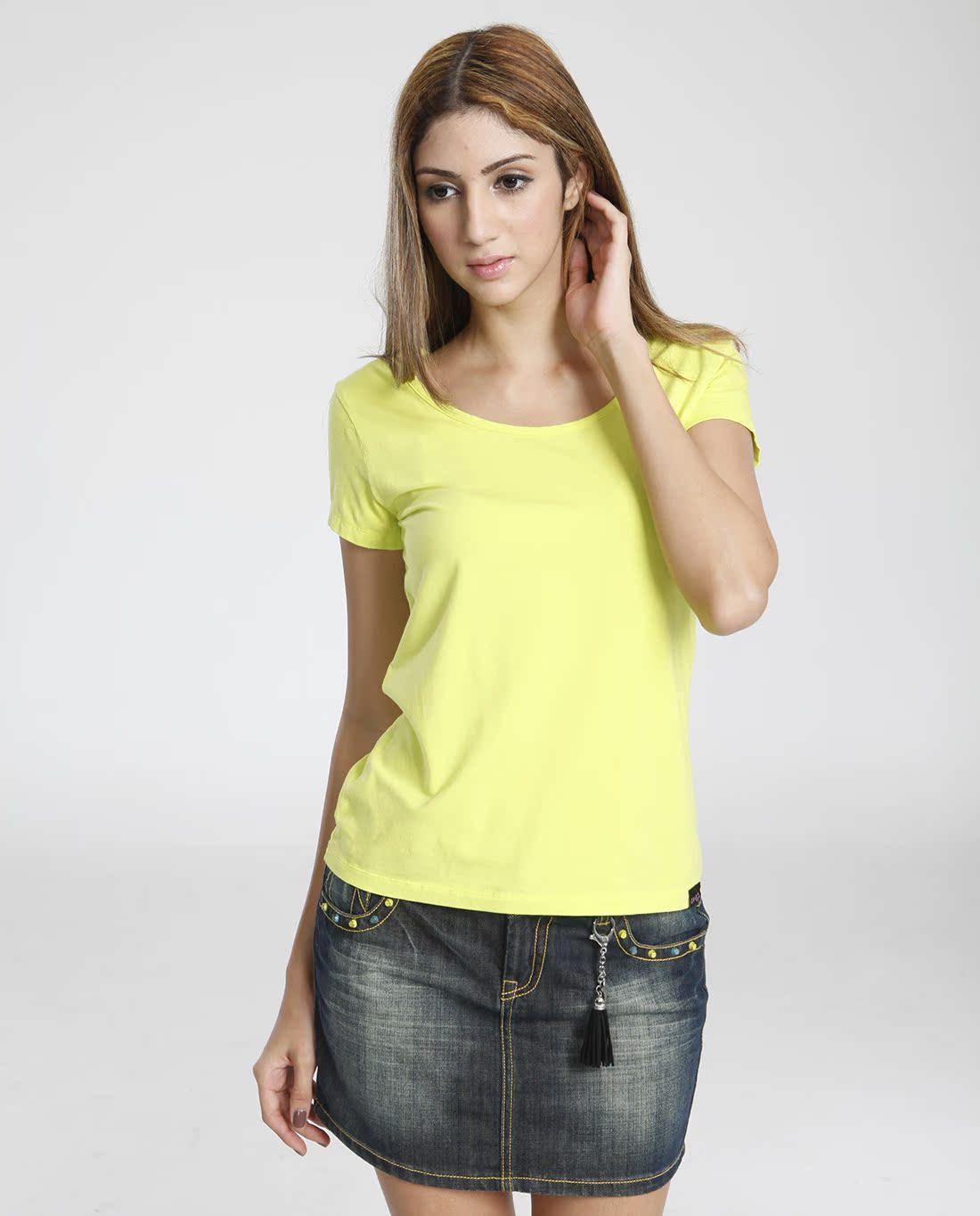 Основной цвет: жёлтый цвет