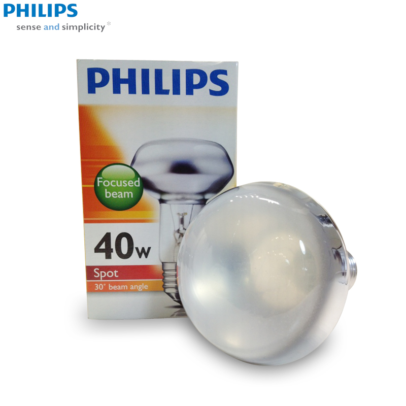 Лампа накаливания Philips  40WE27 220