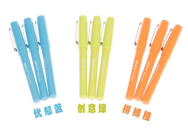 Гелевая ручка Deli 33207 0.7mm