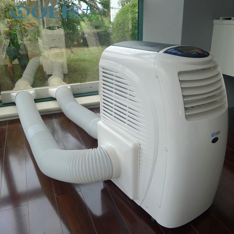 Запчасти для кондиционеров Aoli мобильный кондиционер воздуха двойной воздуховод Аксессуары