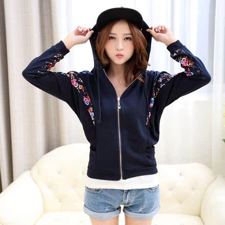 韩版新款时尚休闲短外套 拍下29.9元包邮