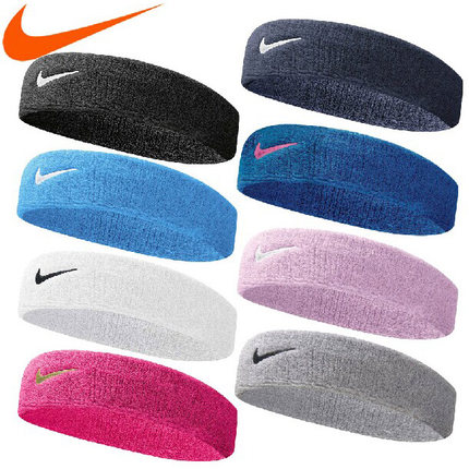 Nike sports headband hair care for men and women with headscarves tennis  sweat band headband hair a575cc3f5c2