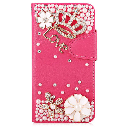 Samsung N7100 NOTE2 phone shell protective sleeve silk grain leather flip back shell diamond business shipping
