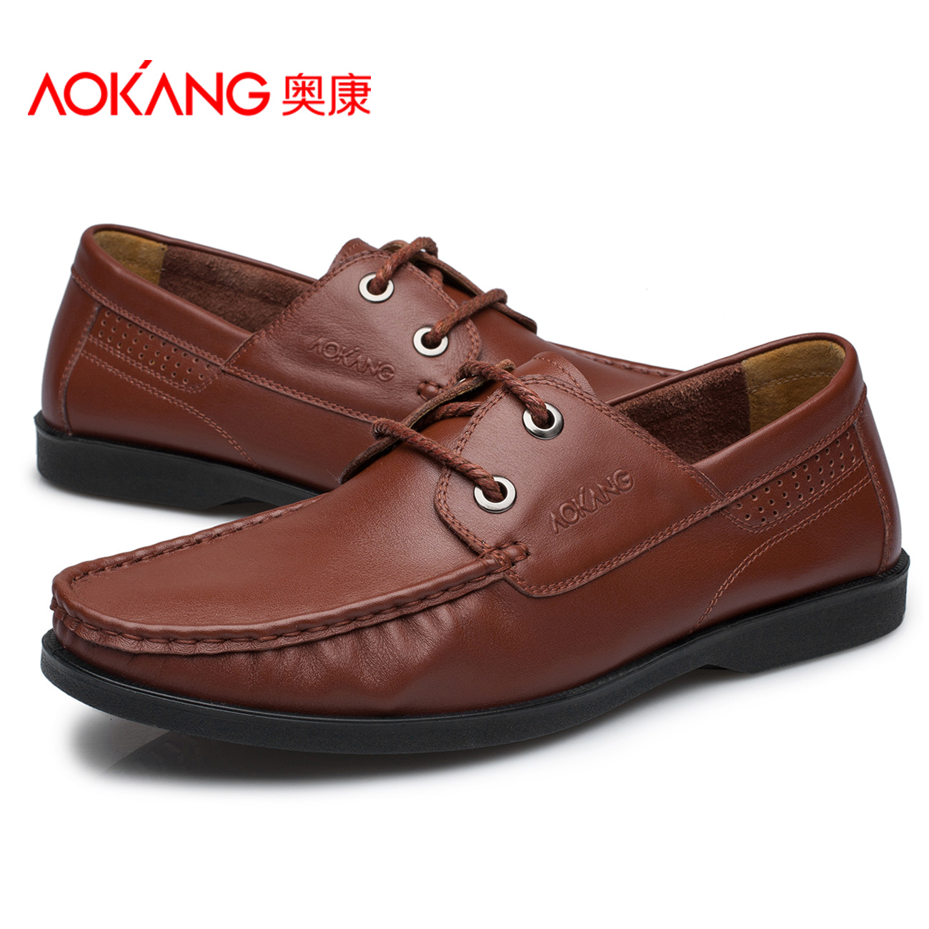 Демисезонные ботинки Aokang 143012006