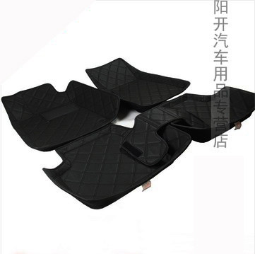 Roewe 350550750MG3MG6 MG 3 MG 6 dedicated automotive leather pads surrounded by large water slide