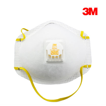 3m air pollution mask