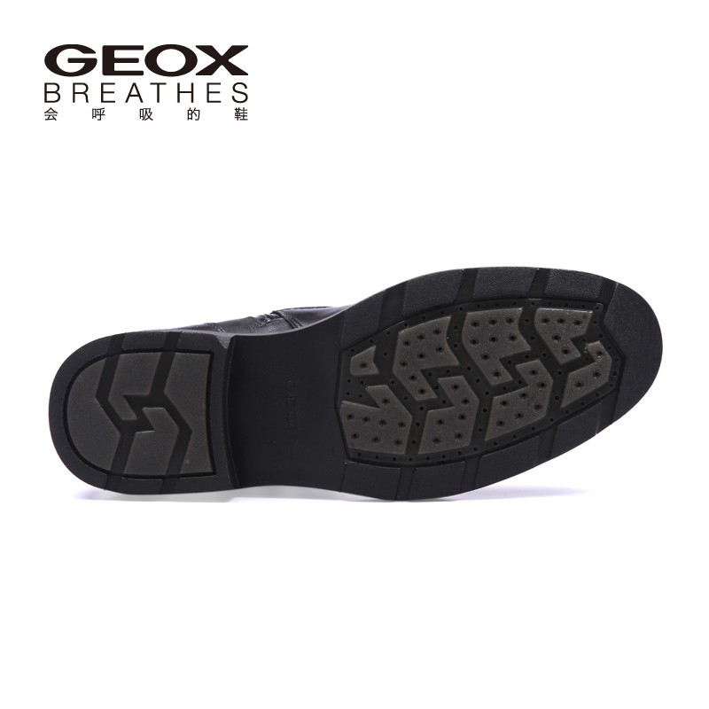 Полуботинки The geox u34z8q00043c9999 GEOX MO RUBBIANO ABX