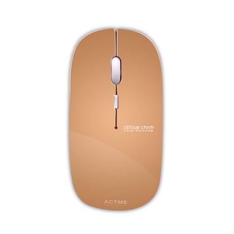 动靡 T5 超薄静音无线鼠标 拍下7.9-9.9元包邮