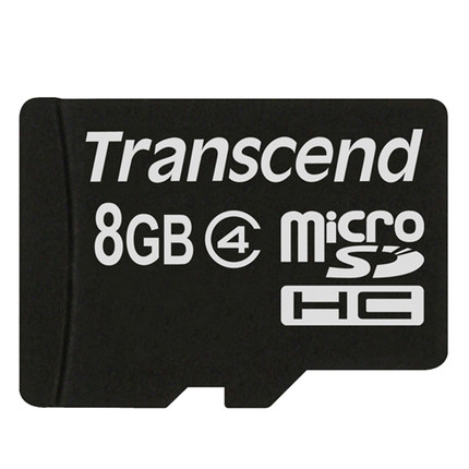 Transcend's high-speed mobile phone memory card TF 8G memory card Mirco sd card genuine special ultra-high speed