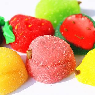 水果造型果汁软糖