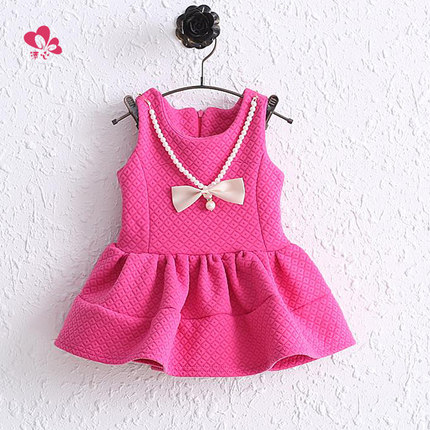 1e6c2cc20 Buy 2014 Korean version of the princess dress baby skirt 1-2-3 year ...