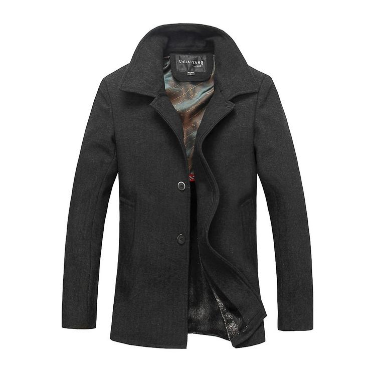 Пальто мужское Shuai Yang sycd14023 2014