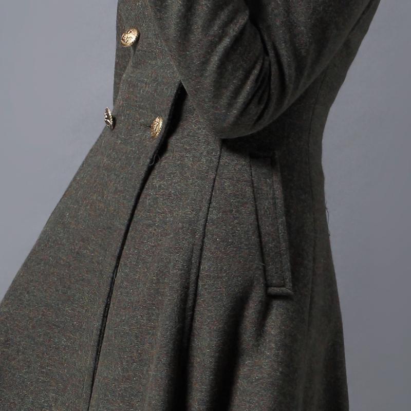 женское пальто Qi Wei FD/5 2014 FD Qi Wei