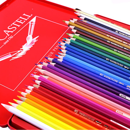 Buy Faber-Castell 36 authentic classic color colored ...