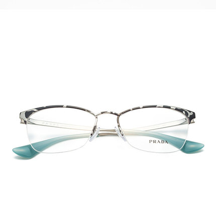 aefc605b1b Prada PRADA metal optical frames for men and women myopia frame glasses  island 65QV CKAD1O1