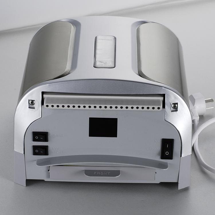 Сушилка для рук INTEC hansar Туалет Автоматическое горячей и холодной высокая скорость сушки рук рука сушилки для сушки рук