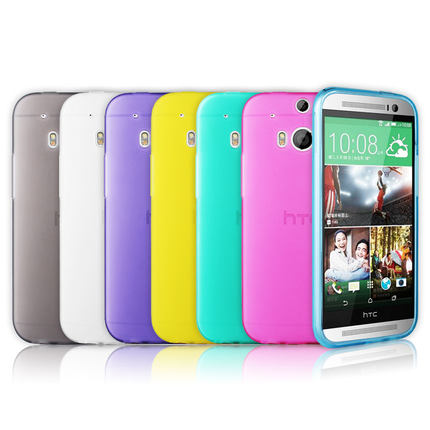 htc one m8 phone shell mobile phone sets m8x One2 protective sleeve protective shell silicone soft shell carapace