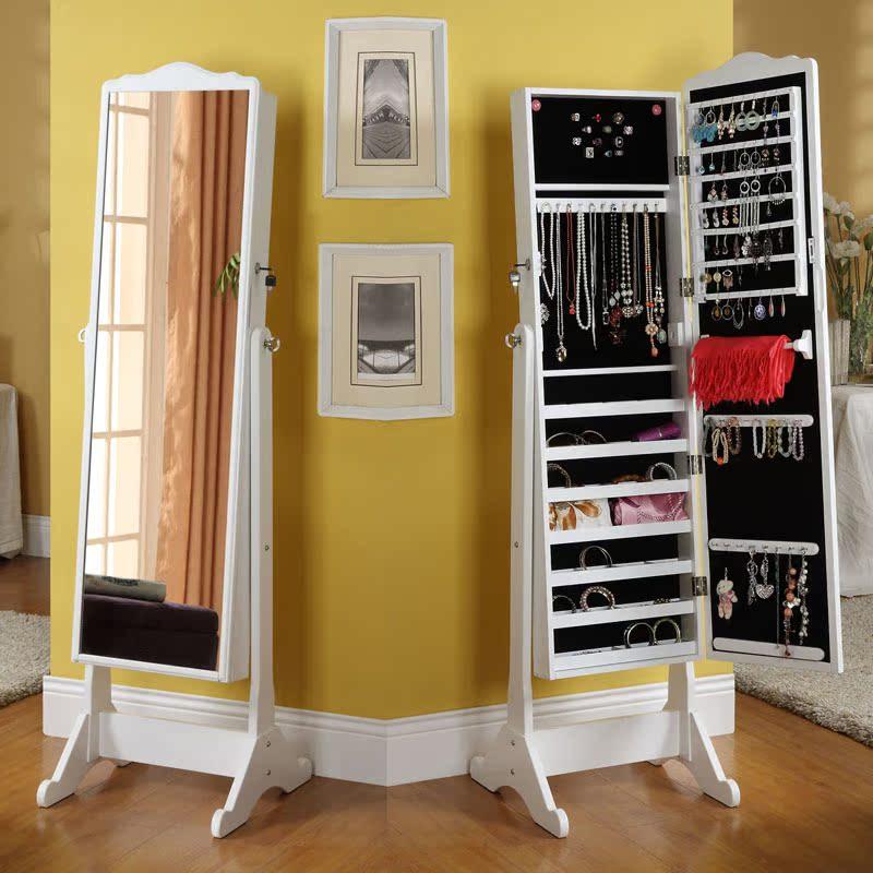 Европейский дерева туалетный зеркало туалетный зеркало ювели.
