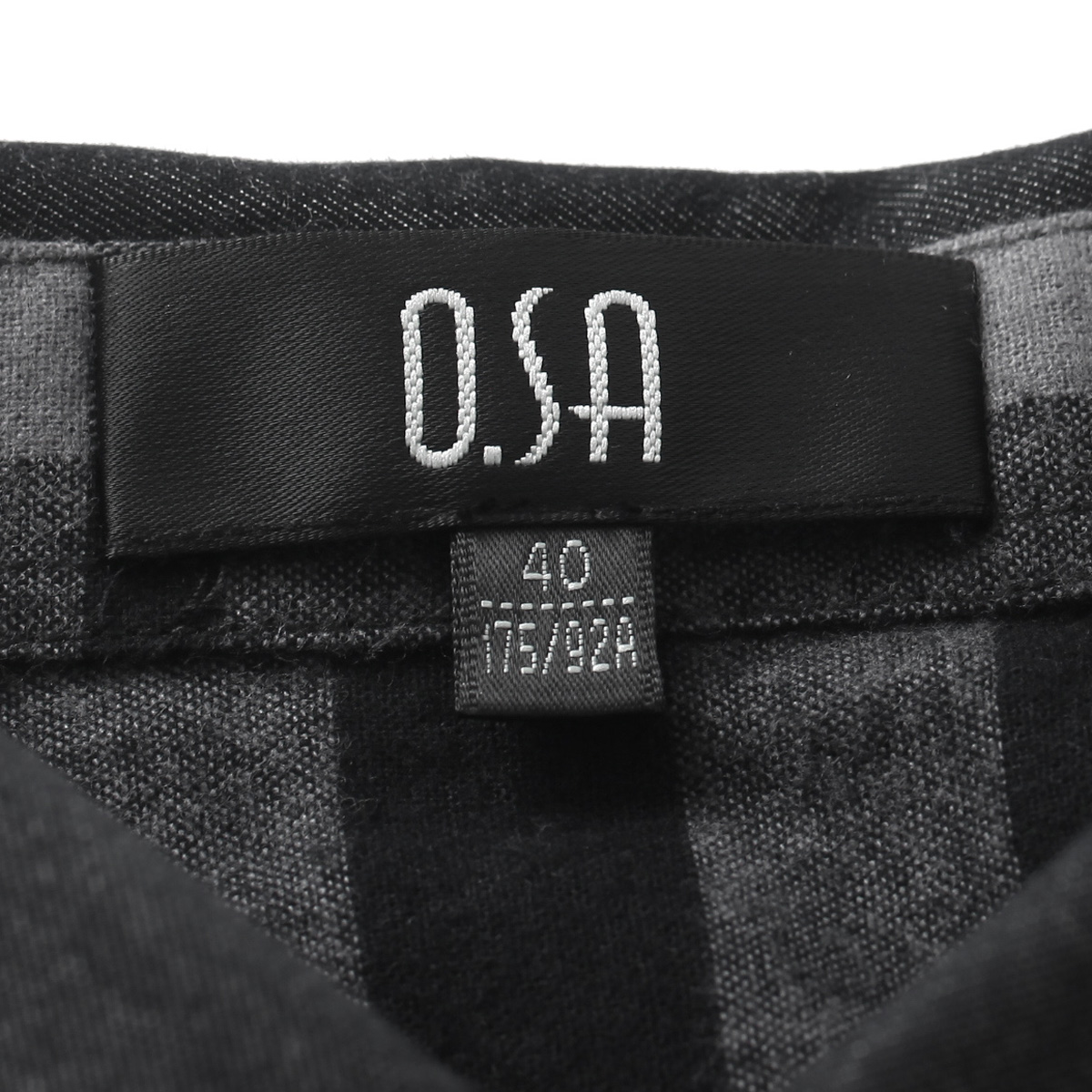 Рубашка мужская OSA mc39044 2013