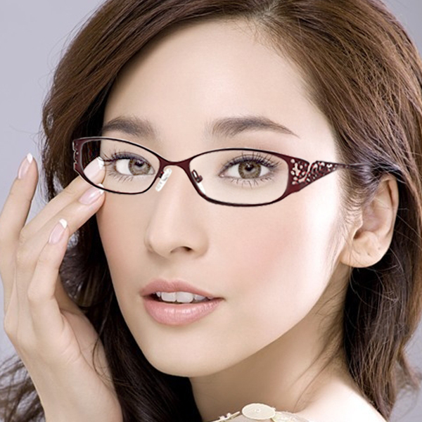 What Eyeglass Frames For Round Face : glasses frames for women with round faces Car Pictures