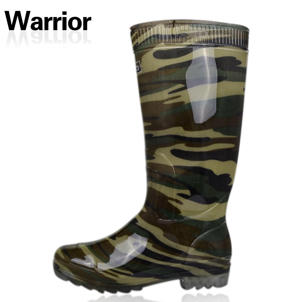 Резиновые сапоги Warrior 807