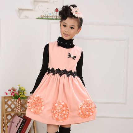 01224b589 Cheap Kids Dress Winter