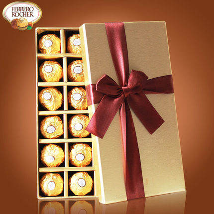 Postage Ferrero Imported Chocolate Gift Box Snack DIY18 Stars Birthday To Send His Girlfriend