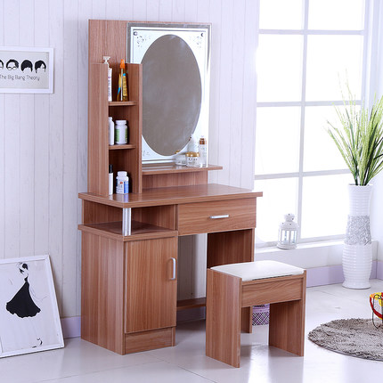Bon Special Modern Pastoral European Fashion Minimalist Makeup Vanity Table  With Mirror Dressing Table Jiangsu, Anhui